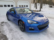 2013 Subaru BRZ Premium Coupe 2-Door